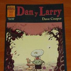 Cómics: DAN Y LARRY - NÚMERO ÚNICO. Lote 50430758