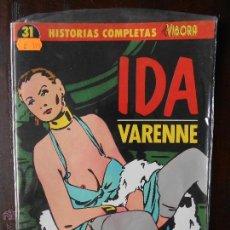 Comics : HISTORIAS COMPLETAS EL VIBORA 31 - IDA - VARENNE (F1). Lote 50830814