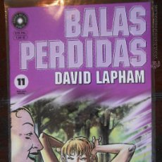 Fumetti: BALAS PERDIDAS - Nº 11 - DAVID LAPHAM - LA CUPULA - NUEVO (U1). Lote 51040439