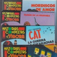 Cómics: HISTORIAS COMPLETAS DE EL VIBORA , - LOTE 23 EJEMPLARES. Lote 51173872