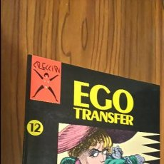 Comics: EGO TRANSFER. LECLAIRE. COLECCIÓN X Nº 12. EDICONES LA CUPULA. . Lote 51192968