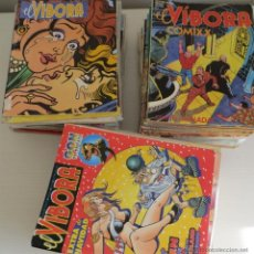 Cómics: VIBORA PACK 49 NUMEROS. Lote 51361715