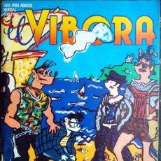 Cómics: EL VÍBORA Nº 56-57. EXTRA DE VERANO. PORTADA DE MARISCAL.. Lote 51459187