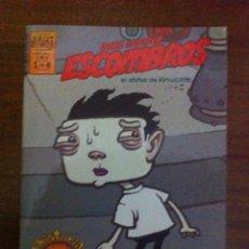 Fumetti: ESCOMBROS - DAVE COOPER - BRUT COMIX - Nº 1 - EL STATUS DE KNUCKLE.. Lote 51460587