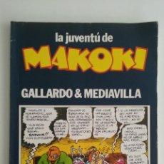 Comics: LA JUVENTU DE MAKOKI Nº6 . LAERTES COMIC.. Lote 51612769