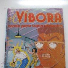 Cómics: EL VIBORA Nº 18. .EDICIONES LA CUPULA 1981.. Lote 52497153