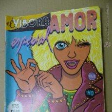 Cómics: EL VÍBORA. ESPECIAL AMOR. . Lote 52698736