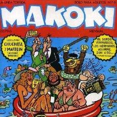 Cómics: MAKOKI 7-8 (MARZO 1983). ESPECIAL VACACIONES + MAKOKI 9 (ABRIL 1983). ESPECIAL AGENTES SECRETOS.. Lote 52707913