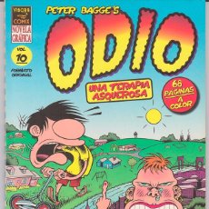 Cómics: PETER BAGGE - ODIO - VOL. 10 [VÍBORA COMIX · PRIMERA EDICIÓN, 2003]. Lote 52949858
