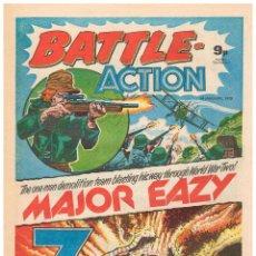 Cómics: BATTLE.ORIGINAL EN INGLÉS, 14-I-1975.5 EJEMPLARES.. Lote 53072226