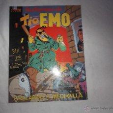 Fumetti: HISTORIAS DE TIO EMO. GALLARDO Y MEDIAVILLA. EL VIBORA SERIES. EDICIONES LA CPULA, 1986. Lote 53188184