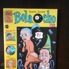 Cómics: BOLA OCHO Nº 3 - DANIEL CLOWES - BRUT COMIX - LEER DESCRIPCION (D1). Lote 53315396
