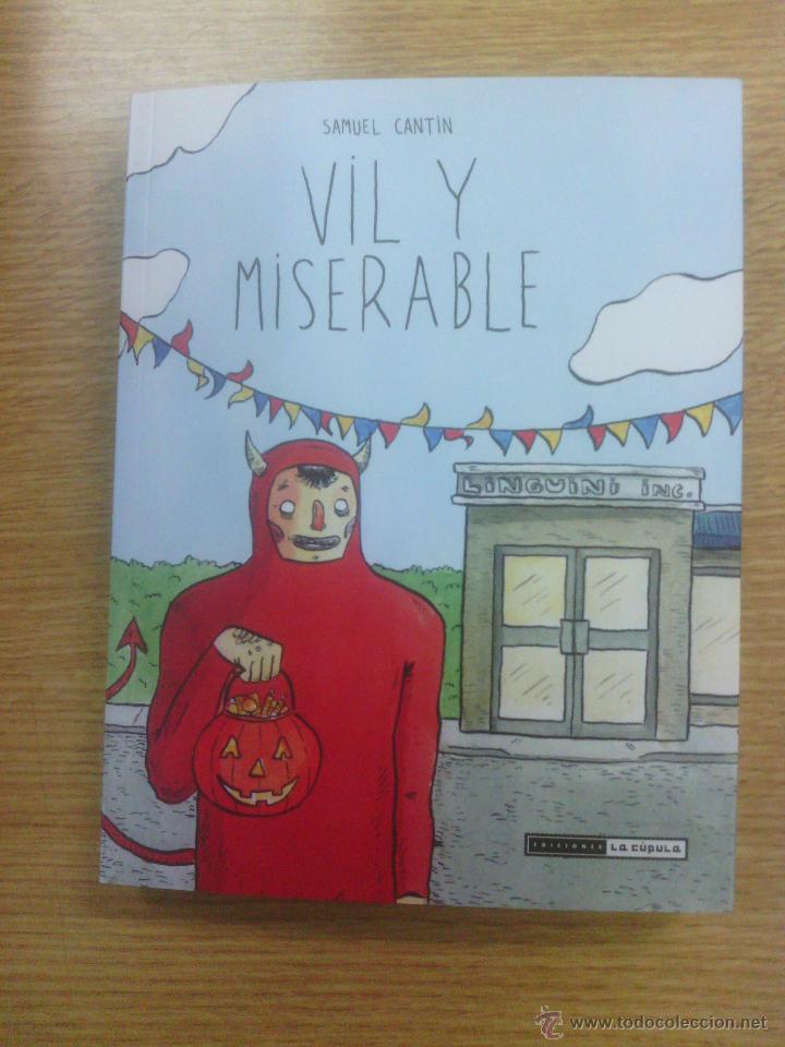 VIL Y MISERABLE (Tebeos y Comics - La Cúpula - Comic Europeo)