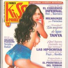 Cómics: COMIX KISS COMIX. Nº 54. LA CUPULA. 1991. (P/B4). Lote 53512757