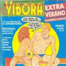 Cómics: EL VÍBORA Nº 113/114 EXTRA VERANO (Nº DOBLE) . Lote 53883848