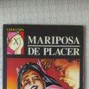 Cómics: COLECCION X Nº 49, MARIPOSA DE PLACER POR FEROCIOUS. Lote 54275895