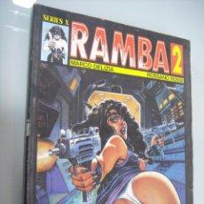 Comics : RAMBA 2 - ED. LA CÚPULA. Lote 54288990