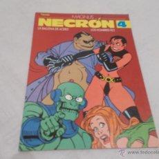 Cómics: NECRON Nº 4 EL VIBORA. Lote 54396772