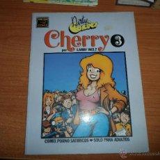 Cómics: DIRTY COMICS DE EL VIBORA CHERRY Nº 3 1990 64 PAGINAS. Lote 54568049