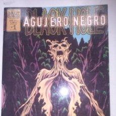 Cómics: AGUJERO NEGRO -Nº 1-CHARLES BURNS-BRUT COMIX-1999- FLAMANTE ESTADO- RARO- 5358. Lote 109445327
