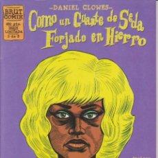 Cómics: DANIEL CLOWES - COMO UN GUANTE DE SEDA FORJADO EN HIERRO - NÚM. 3 - PETER BAGGE - LA CÚPULA 1995. Lote 54863000