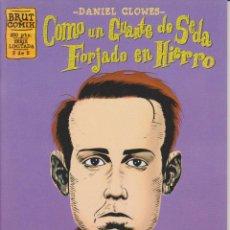 Cómics: DANIEL CLOWES - COMO UN GUANTE DE SEDA FORJADO EN HIERRO - NÚM. 5 - LA CÚPULA 1996. Lote 54863646