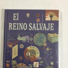Cómics: EL REINO SALVAJE - KEVIN HUIZENGA - LA CUPULA. Lote 26589373
