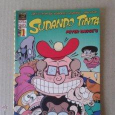 Cómics: SUDANDO TINTA, NÚMERO 1 (PETER BAGGE). LA CÚPULA. COLOR.. Lote 54913430
