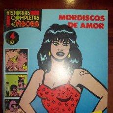 Cómics: HERNÁNDEZ, BETO. MORDISCOS DE AMOR ; PASIÓN EN LA FRONTERA II. [HISTORIAS COMPLETAS DE EL VÍBORA ; 4. Lote 54920295