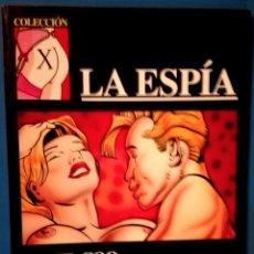 Comics: LA ESPÍA, DE COQ. COLECCIÓN X Nº 52 (LA CÚPULA, 1992). Lote 55041612