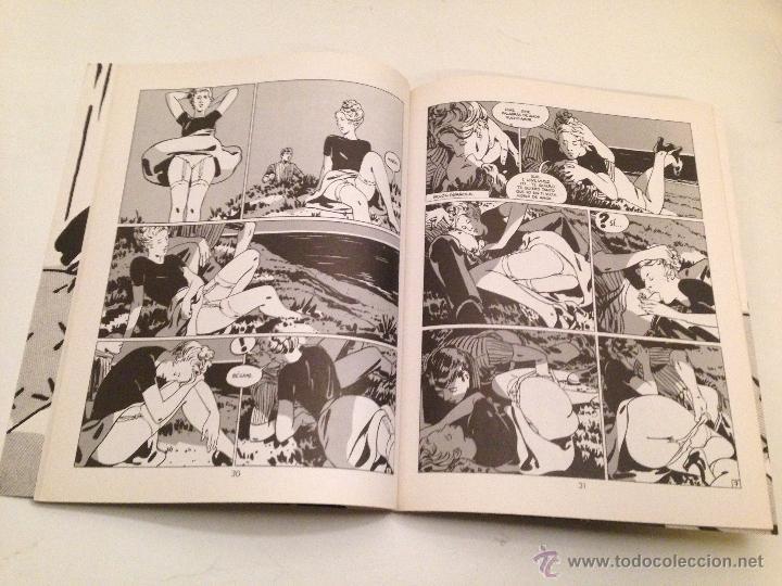Cómics: COLECCION X Nº 8. JUEGO DE DAMAS. ALEX VARENNE. LA CUPULA 1987. - Foto 2 - 55055708