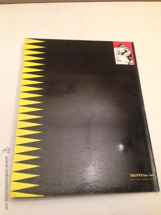 Cómics: COLECCION X Nº 8. JUEGO DE DAMAS. ALEX VARENNE. LA CUPULA 1987. - Foto 3 - 55055708