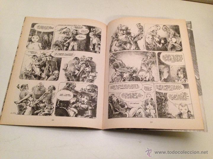 Cómics: COLECCION X Nº 12. EGO TRANSFER. LECLAIRE. LA CUPULA 1987. - Foto 2 - 55056177