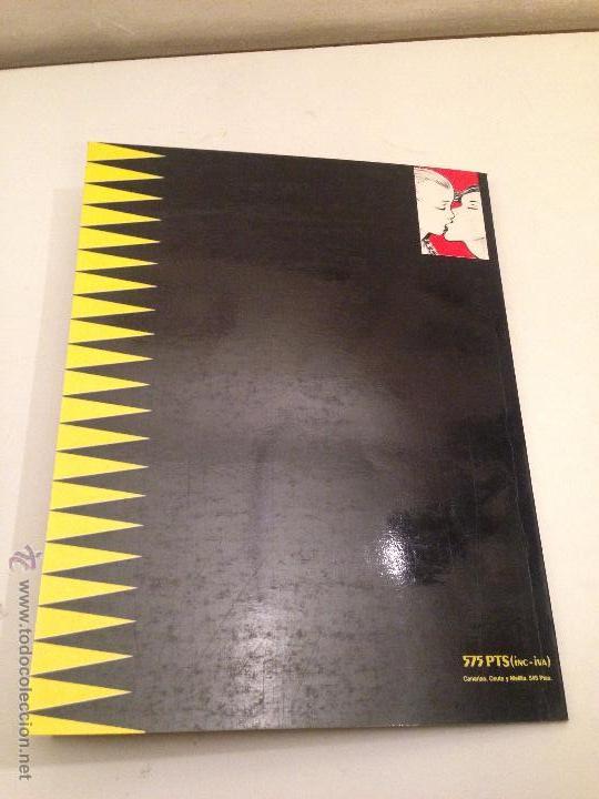 Cómics: COLECCION X Nº 12. EGO TRANSFER. LECLAIRE. LA CUPULA 1987. - Foto 3 - 55056177