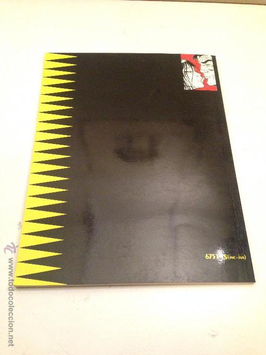 Cómics: COLECCION X Nº 25. RANGOON. HAUPEUR. LA CUPULA 1987. - Foto 3 - 55058030