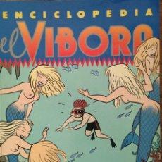 Cómics: ENCICLOPEDIA EL VÍBORA NÚMEROS 136, 137 Y 138/139.. Lote 55413791