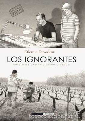CÓMICS. LOS IGNORANTES (COSECHA 2017) - ÉTIENNE DAVODEAU (Tebeos y Comics - La Cúpula - Comic Europeo)