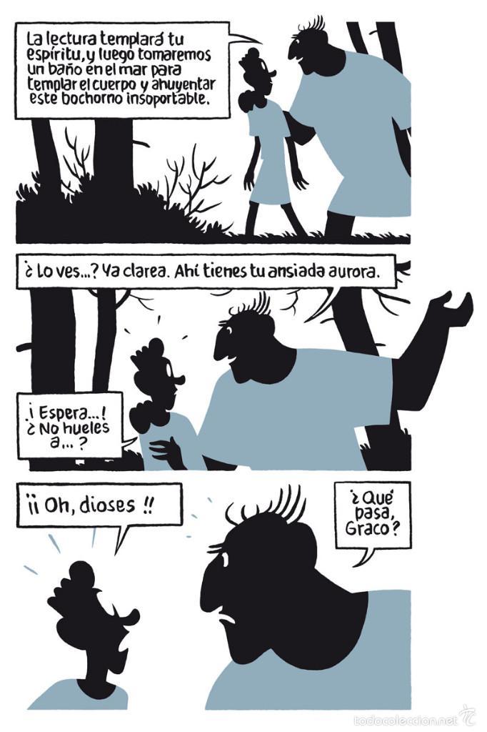 Cómics: Cómics. CONVERSACION DE SOMBRAS EN LA VILLA DE LOS PAPIROS - Max (Cartoné) - Foto 2 - 56326134
