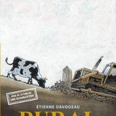 Cómics: CÓMICS. RURAL - ÉTIENNE DAVODEAU. Lote 56333576
