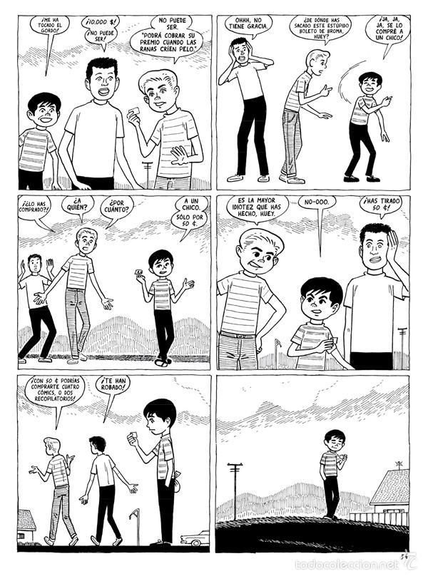 Cómics: Cómics. Tiempo de canicas - Beto Hernandez (Cartoné) - Foto 2 - 242488580