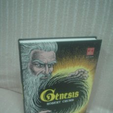 Cómics: ROBERT CRUMB: GÉNESIS. Lote 56712846