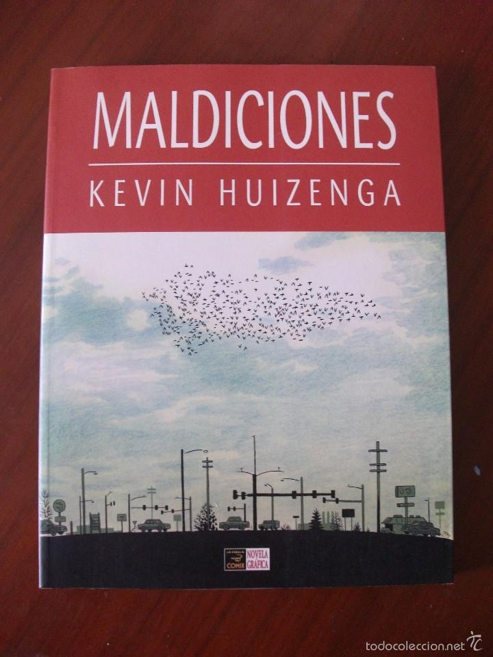 MALDICIONES KEVIN HUIZENGA LA CUPULA (Tebeos y Comics - La Cúpula - Comic USA)
