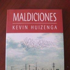 Cómics: MALDICIONES KEVIN HUIZENGA LA CUPULA. Lote 57077216