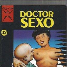 Cómics: COLECCION X 42 DOCTOR. Lote 57651687