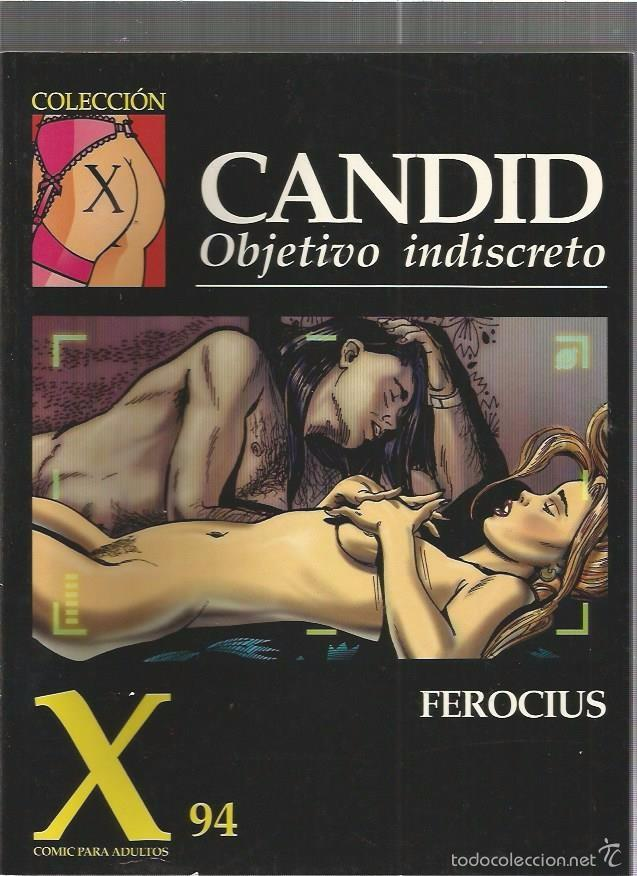 COLECCION X 94 CANDID (Tebeos y Comics - La Cúpula - Comic Europeo)