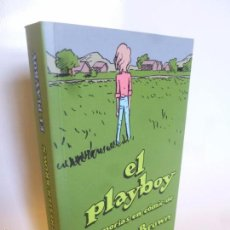 Cómics: EL PLAYBOY. MEMORIAS EN COMIC DE CHESTER BROWN. LA CÚPULA, 2016. Lote 57713696