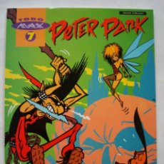 Cómics: PETER PANK (TODO MAX) EDICIONES LA CÚPULA. Lote 193613446