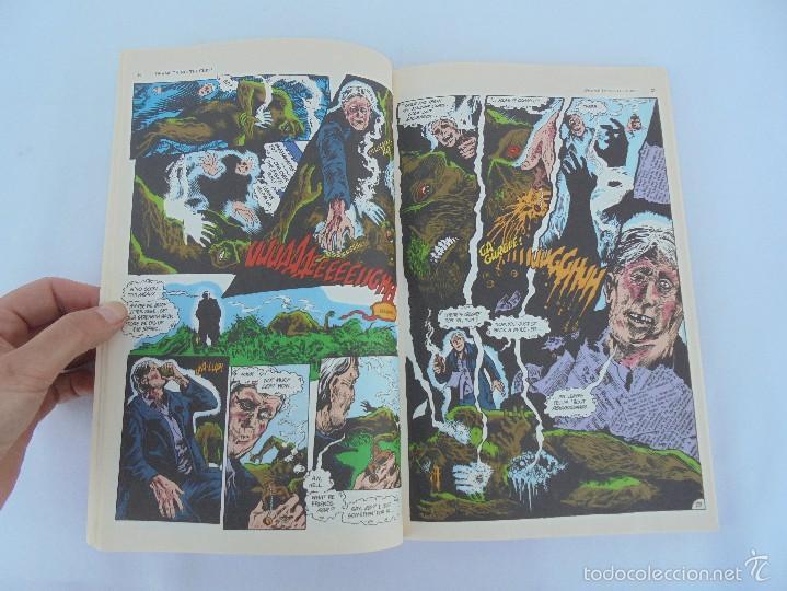 Cómics: SWAMP THING. THE CURSE. ALAN MOORE. STEPHEN BISSETTE. JOHN TOTLEBEN. VER FOTOGRAFIAS - Foto 10 - 57793482