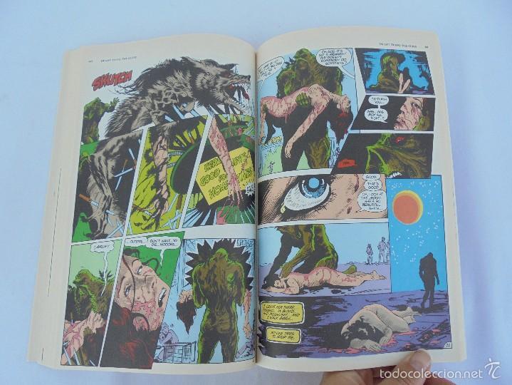 Cómics: SWAMP THING. THE CURSE. ALAN MOORE. STEPHEN BISSETTE. JOHN TOTLEBEN. VER FOTOGRAFIAS - Foto 13 - 57793482
