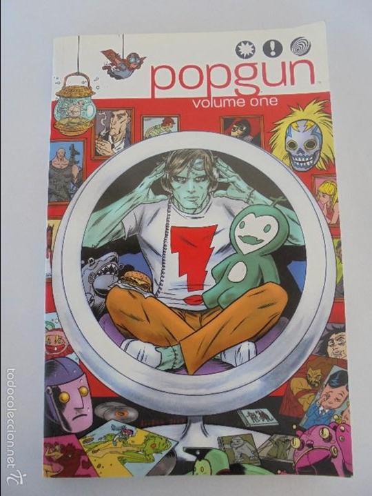 Cómics: POPGUN. VOLUME ONE. EDITED BY MARK ANDREW SMITH. JOE KEATINGE. VER FOTOGRAFIAS - Foto 6 - 57805141